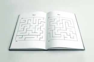 Print on Demand: KDP Bundle 5000 Mazes for Kids Graphic KDP Interiors By KDP Product 3