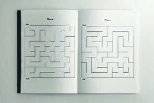 Print on Demand: KDP Bundle 5000 Mazes for Kids Graphic KDP Interiors By KDP Product 4