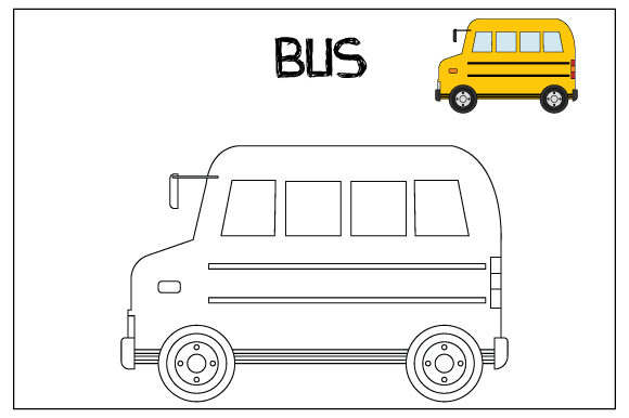 Print on Demand: Coloring Pages for Kids Graphic Coloring Pages & Books Kids By curutdesign - Image 2