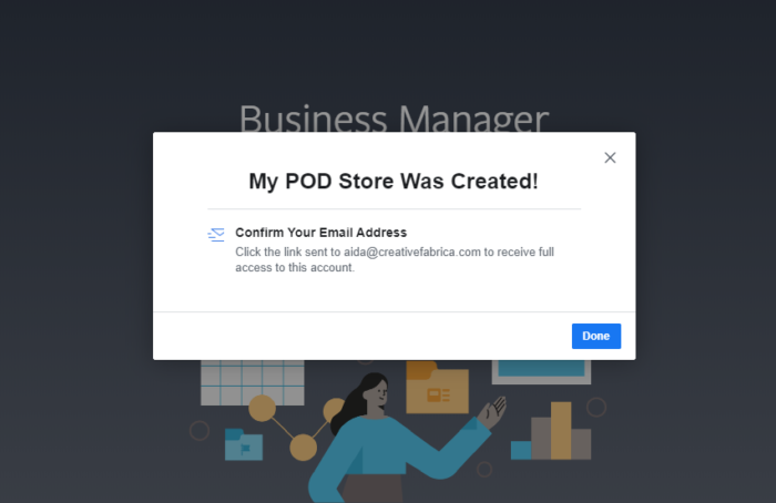 how to setup facebeook business manager