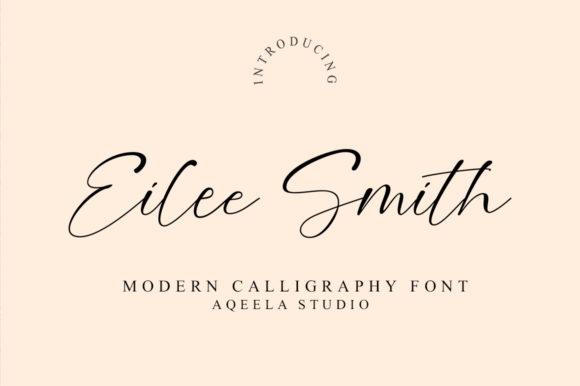 Eilee Smith Font