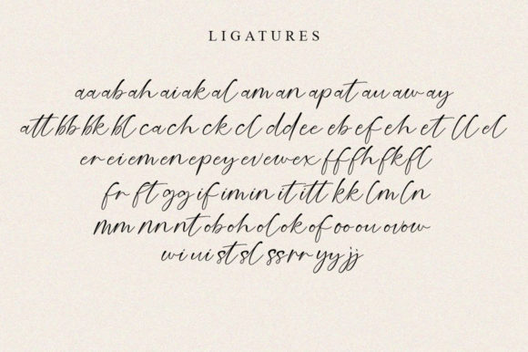 Eilee Smith Font Font