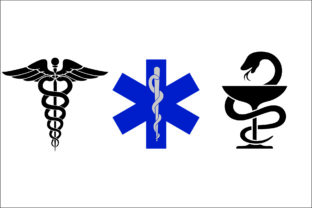 Medical Symbols Graphic Product Mockups By Fast Store