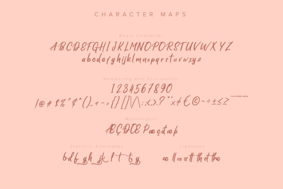 Skylight Font Preview