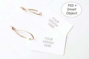 Tag Mockup Graphic Product Mockups By thesundaychic