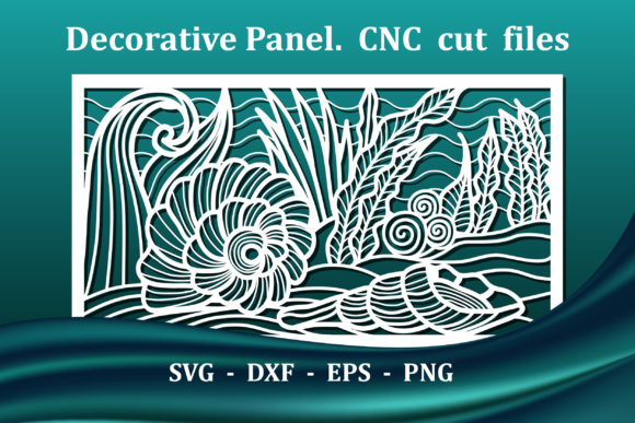 Wall Art Panel, CNC Laser Cut Files Graphic Crafts By AmarylleArt
