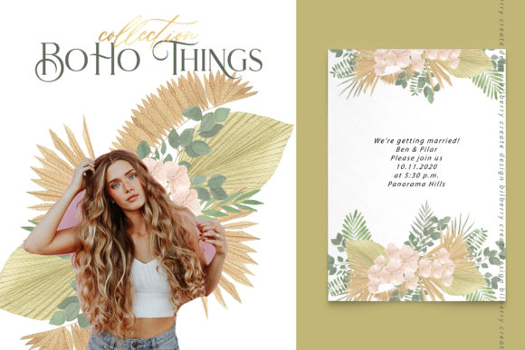 Boho Things Art Collection Download