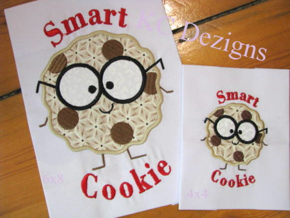 Smart Cookie Boy Embroidery