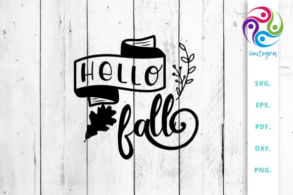 Print on Demand: Hello Fall Graphic Crafts By Sintegra