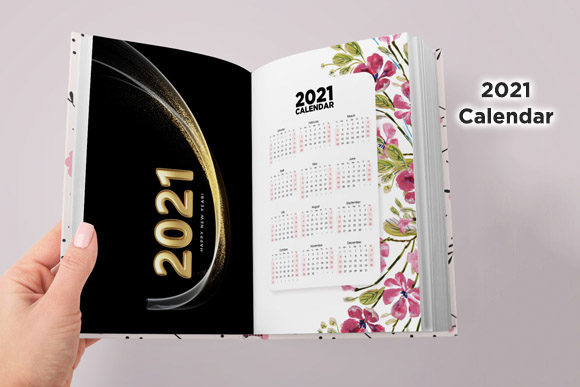 KDP 6x9 Princess Daily Planner Organizer Graphic Preview