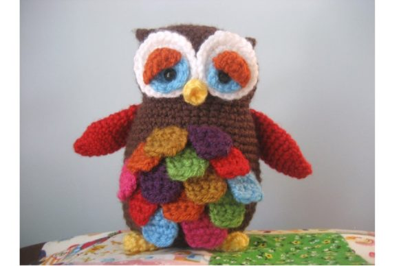 Amigurumi Crochet Mr. Hoot Owl Pattern Graphic Crochet Patterns By Amy Gaines Amigurumi Patterns