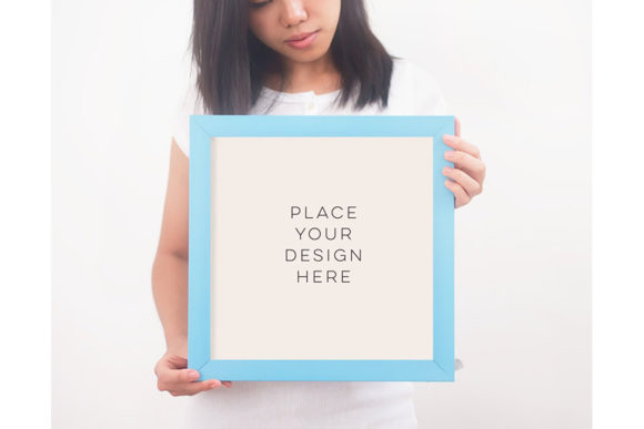 Print on Demand: Art Print Stock Photography, Clip Art Graphic Product Mockups By SunflowerLove