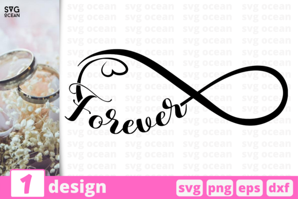 Forever for Cricut Graphic Crafts By SvgOcean