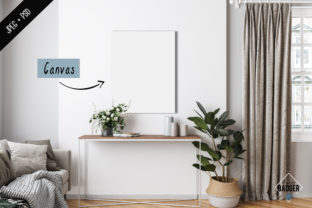 Frame Mockup Creator [All Image Size] Graphic Product Mockups By hunny.badger 4