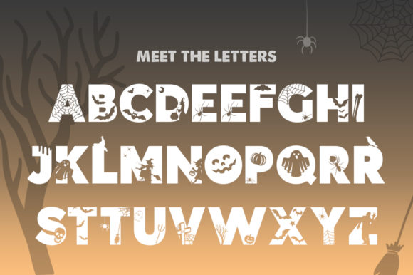 Trick or Treat Font Download