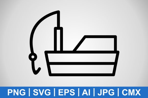 Download Vector Fishing Pole Svg Free Svg Cut Files For Commercial Use