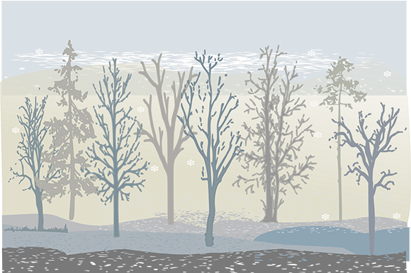 Print on Demand: Landscape 4 Graphic Illustrations By arts4busykids