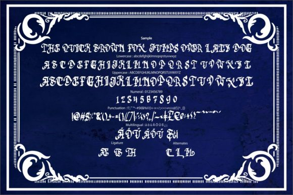 Acude Font Image