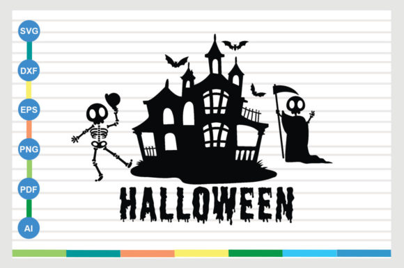 Halloween Graphic Crafts By Galaxy Aart