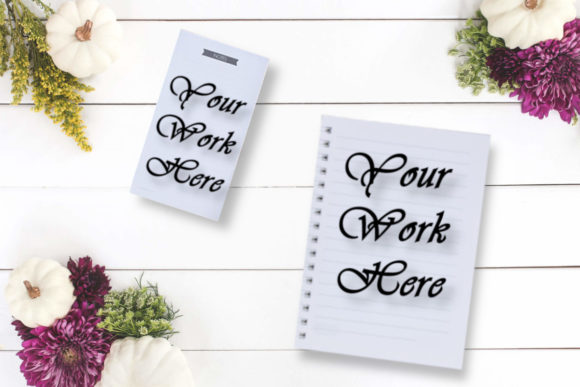 Planner Mockups Graphic Product Mockups By MockupsByGaby