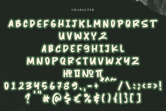 Worknow Font Preview