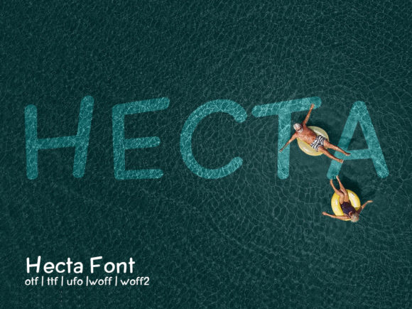 Print on Demand: Hecta Script & Handwritten Font By Design Stag