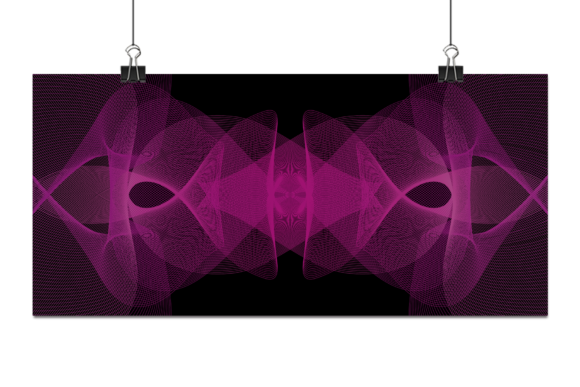Vector Abstract Smooth Lines Background Graphic Backgrounds By Ju Design