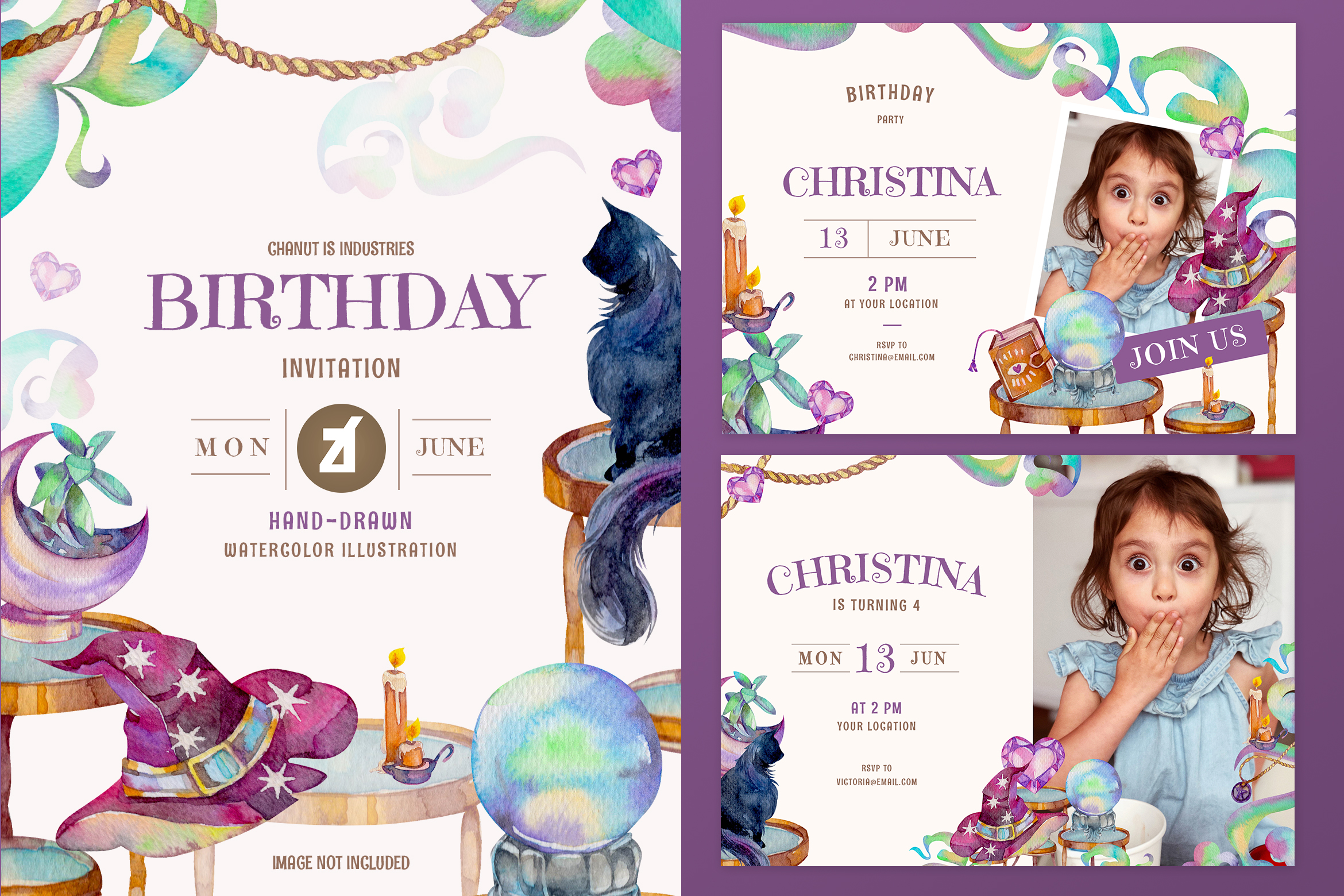 Download Free Svg Birthday Invitation Card Free Svg Cut Files Create Your Diy Projects Using Your Cricut Explore Silhouette And More The Free Cut Files Include Svg Dxf Eps And Png Files SVG Cut Files