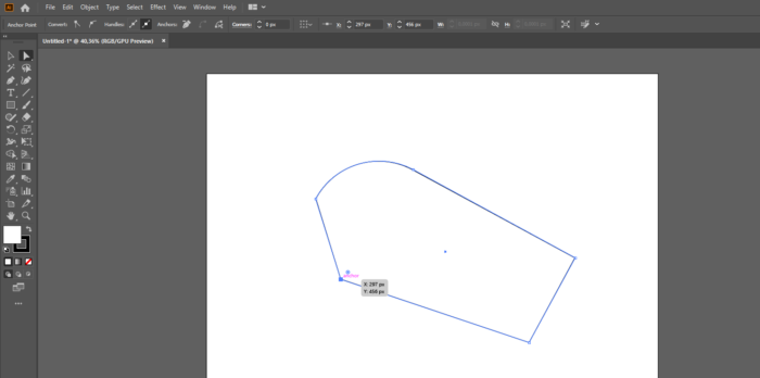 how to use the shape tool on Illustrator
