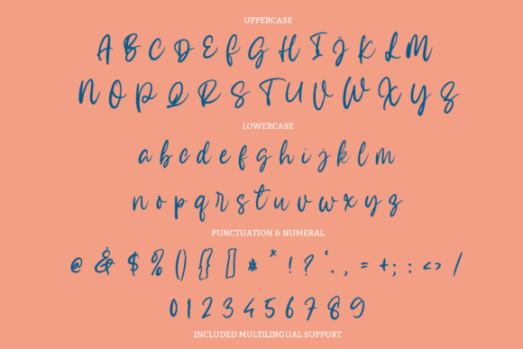 Betsy Bailey Font Image