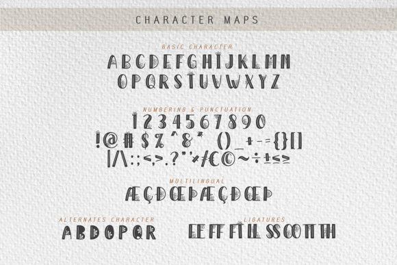 Greathfull Font Preview