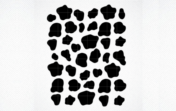 Print on Demand: Cow Print Graphic Crafts By SVG DEN