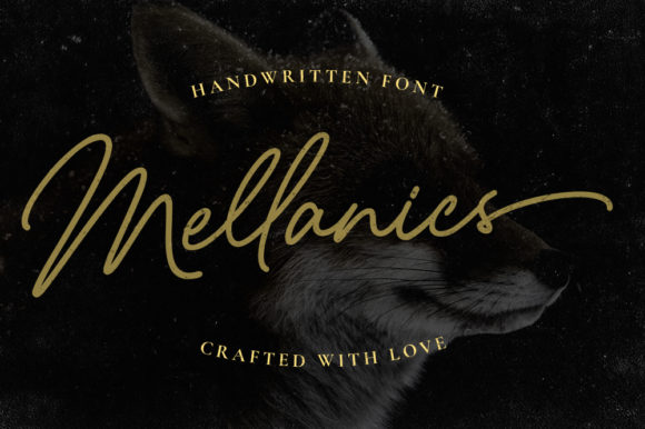Print on Demand: Mellanics Manuscrita Fuente Por madhavey