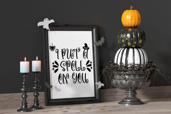 Print on Demand: Witchcraft and Wizardry Display Font By freelingdesignhouse - Image 4