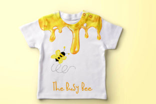 Print on Demand: Bumble Bee Gnomes Graphic Illustrations By vivastarkids 7