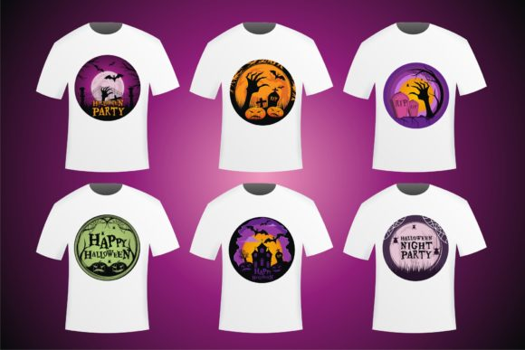 Halloween Sublimation Vector Graphic Item