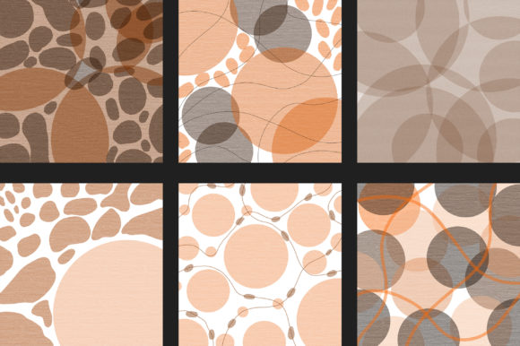 Minimal Background Digital Papers Graphic Backgrounds By PinkPearly - Image 4