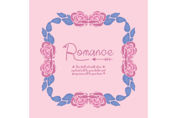 Poster of Romance Graphic Backgrounds By stockfloral