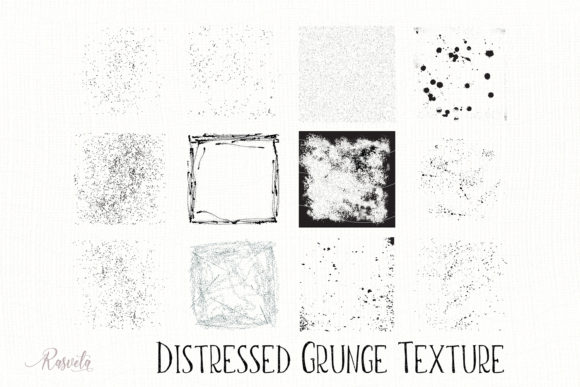 Abstract Grunge Textures Pattern Graphic Textures By Rasveta