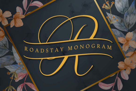 Print on Demand: Roadstay Script & Handwritten Font By Doehantz Studio