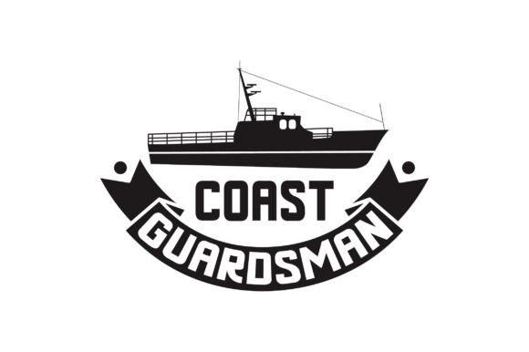 Coast Guardsman Military Craft Cut File By Creative Fabrica Crafts