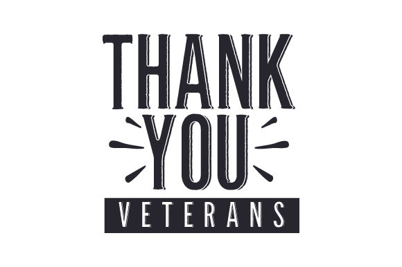 Thank You Veterans Military Craft Cut File By Creative Fabrica Crafts