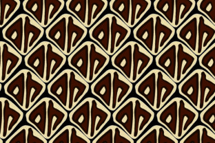 Print on Demand: Background with Abstract Pattern Graphic Crafts By Arief Sapta Adjie II