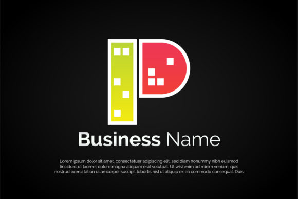 3 P Real Estate Logo Designs Graphics