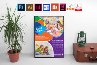 Print on Demand: Poster | Baby Care Vol-01 Graphic Print Templates By Imagine Design Studio