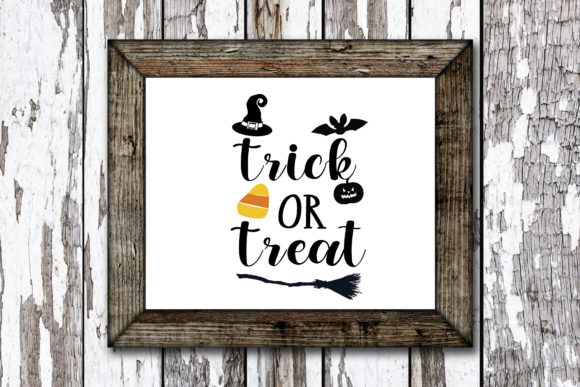 Print on Demand: Trick or Treat Graphic Crafts By KtwoP