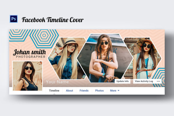 Print on Demand: Facebook Cover Template Graphic Websites By sistecbd
