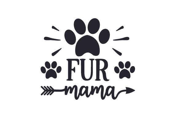 Fur Mama Cut File