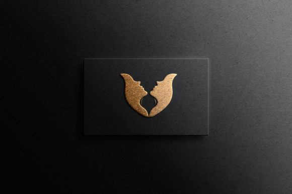 Gold Logo Mockup Graphic Graphic Product Mockups By aalfndi