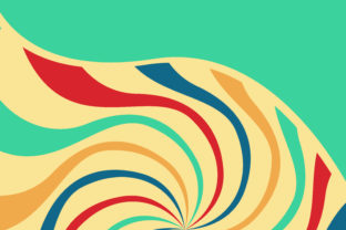 Print on Demand: Old Vintage Retro Backgrounds Graphic Crafts By Arief Sapta Adjie II